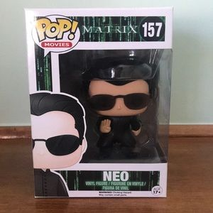 Funko Pop Neo Matrix 2015 Vaulted